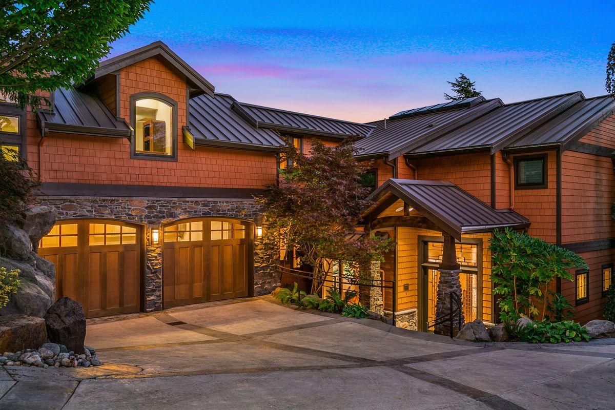 Mercer Island | $5.5 million