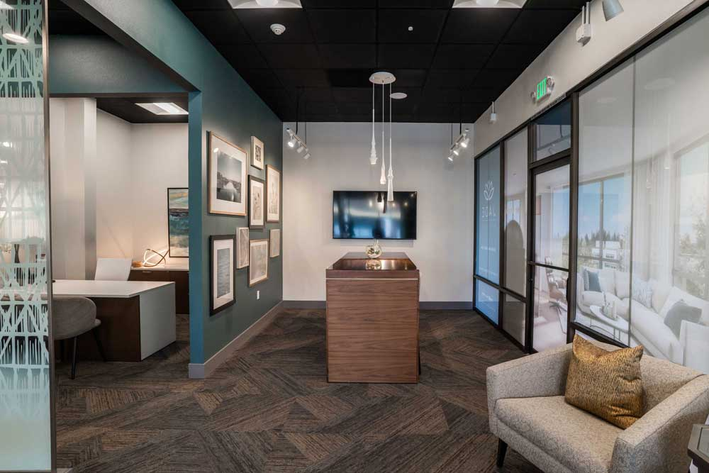 Jade Residences Sales Gallery