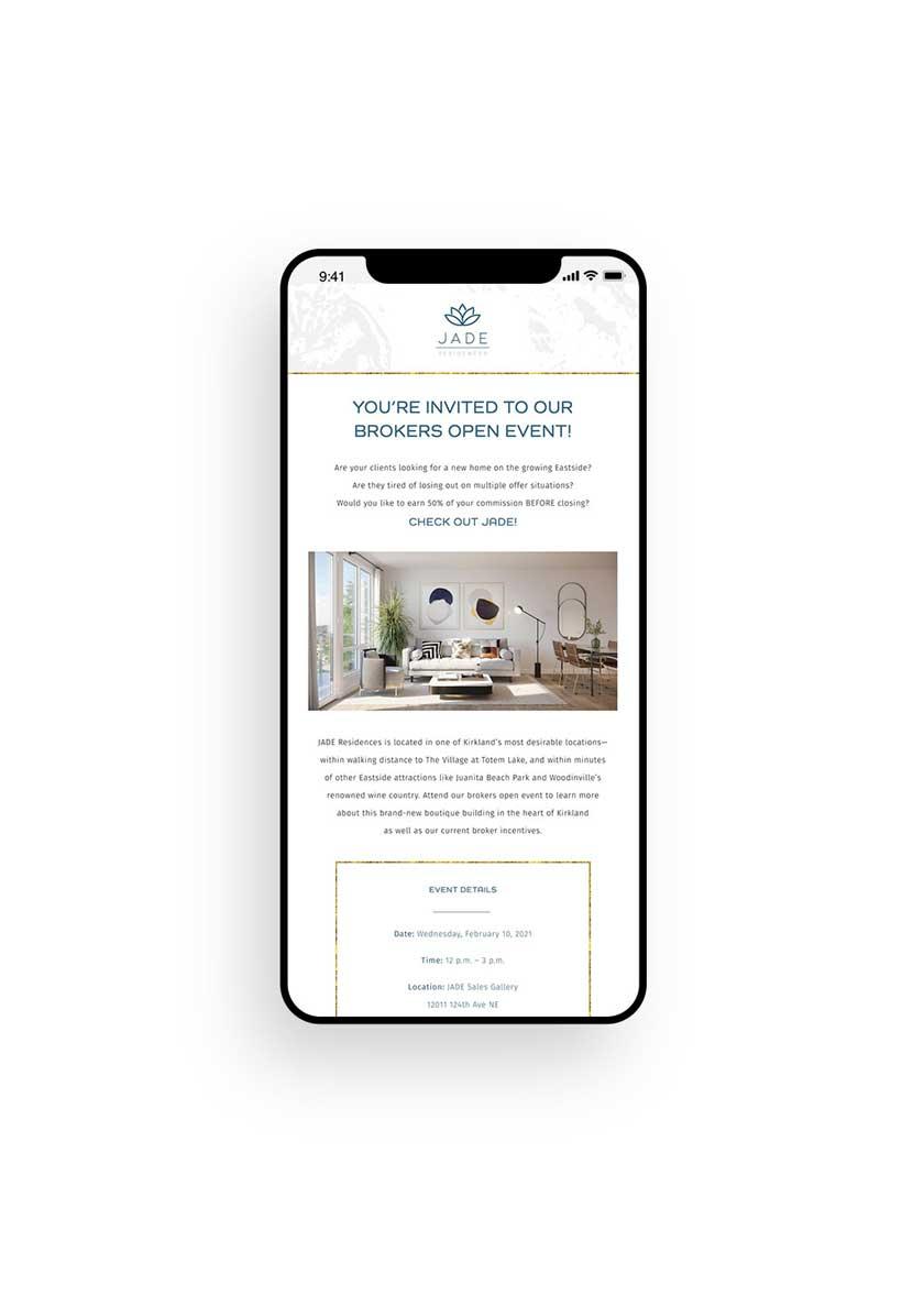 IPhone Jade Brokers Digital Marketing
