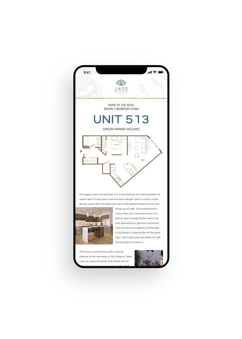 IPhone Jade Digital Marketing