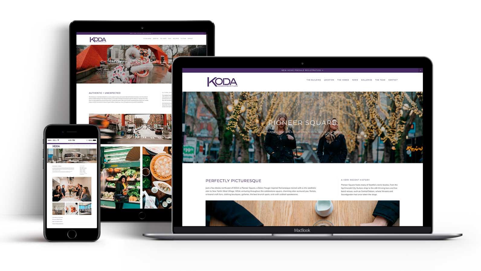 Koda Web Design