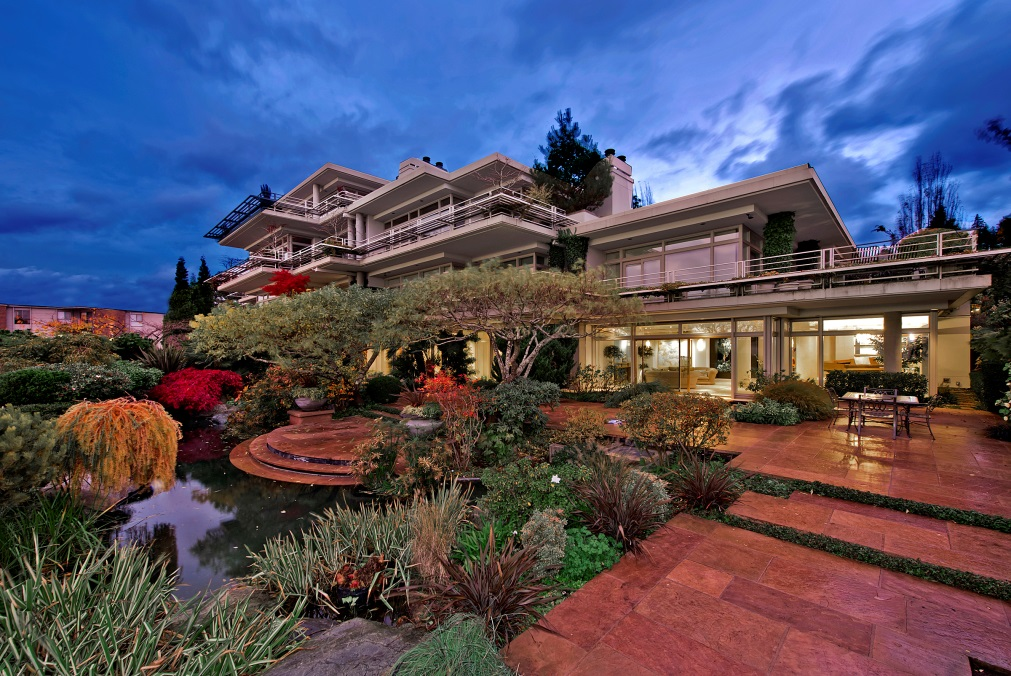 Homes for Sale in Puget Sound Designed by Architectural