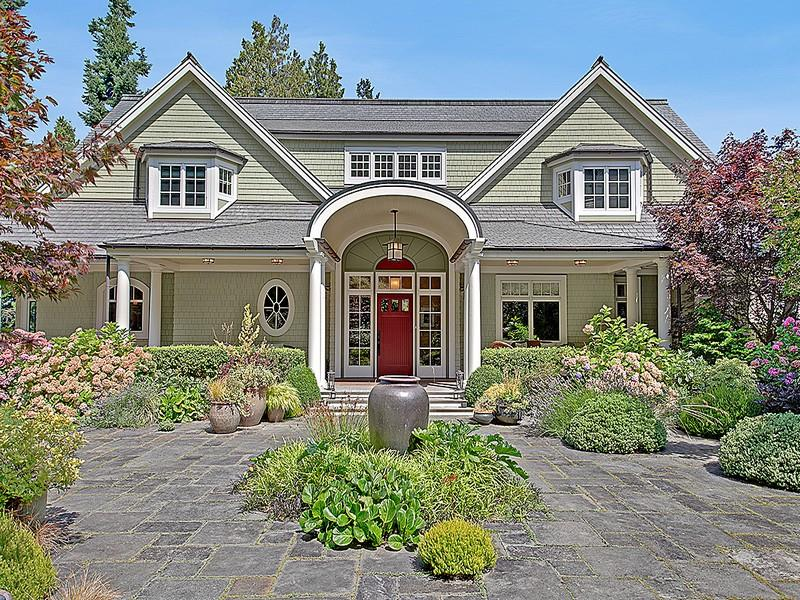 Whidbey Island Masterpiece Wall Street Journal House of the Day Realogics Sotheby's International Realty
