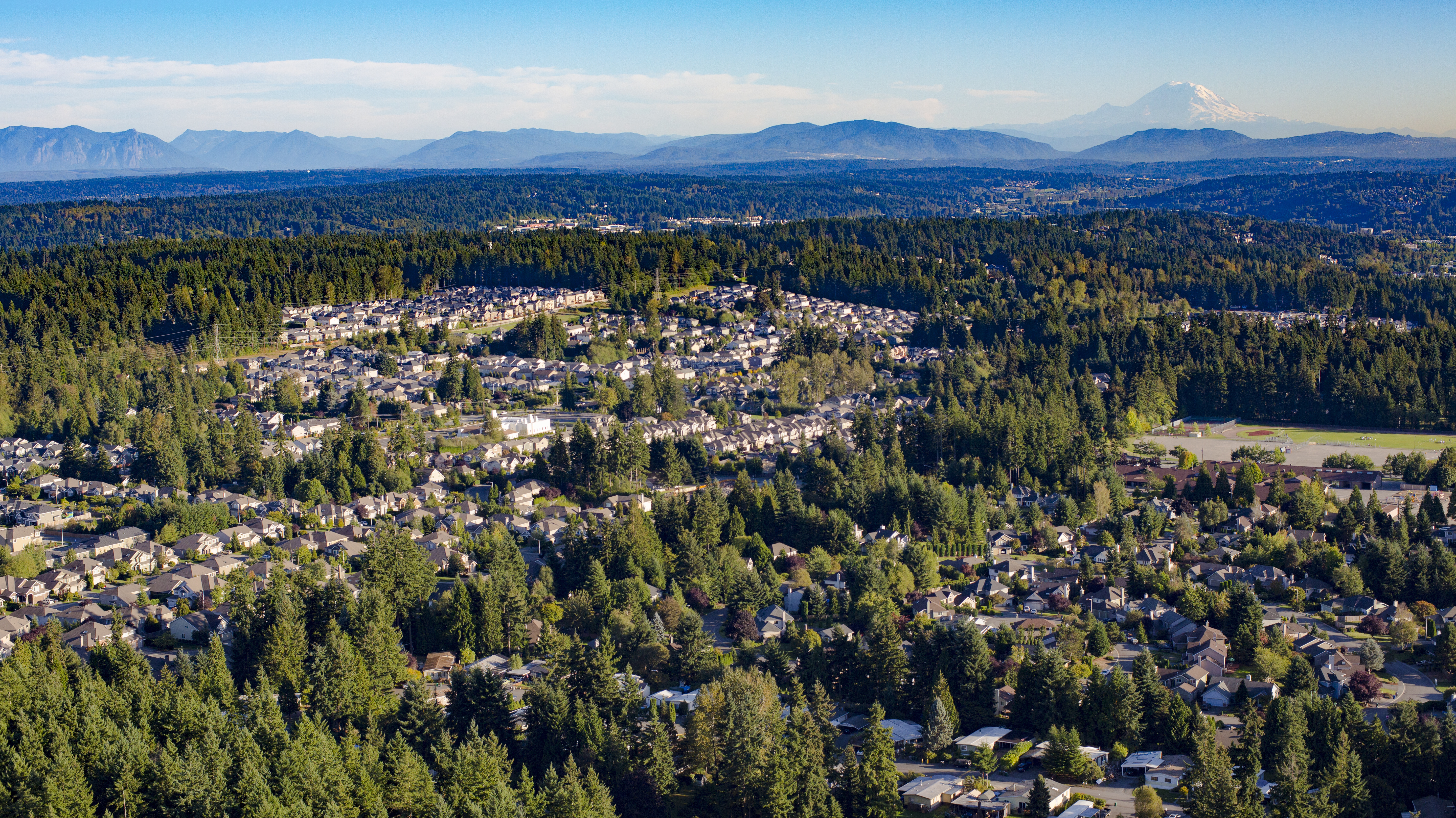 Reader's Digest Names Bothell the Second Kindest City in