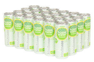Hunniwater cans 24-pack