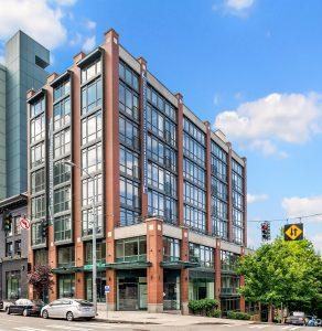 Goodwin Condominiums Belltown